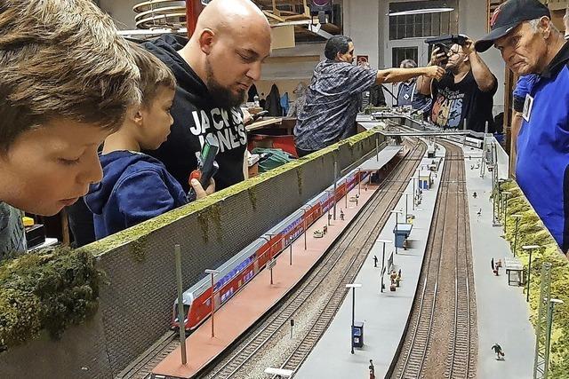 Heile Bahn-Welt im Modell