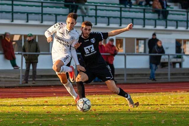 SC Lahr setzt sich im Derby beim Kehler FV 2:0 durch