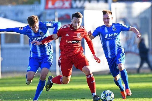 Freiburger FC bleibt gegen die Stuttgarter Kickers erneut ungeschlagen