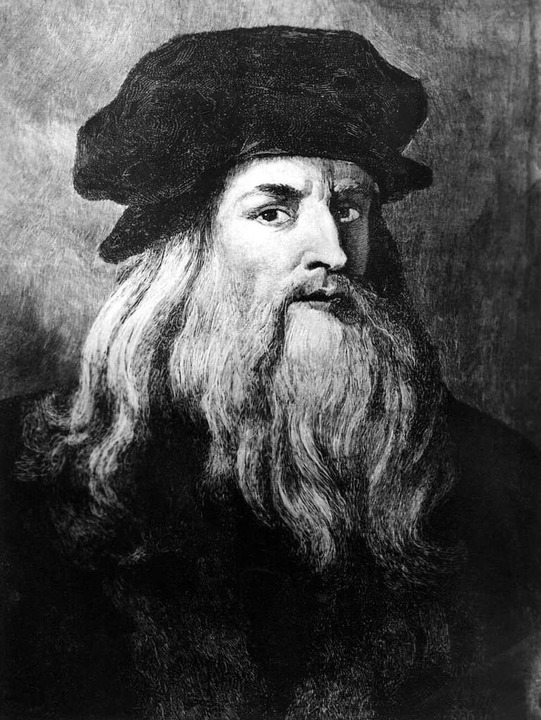 Leonardo da Vinci  | Foto: -