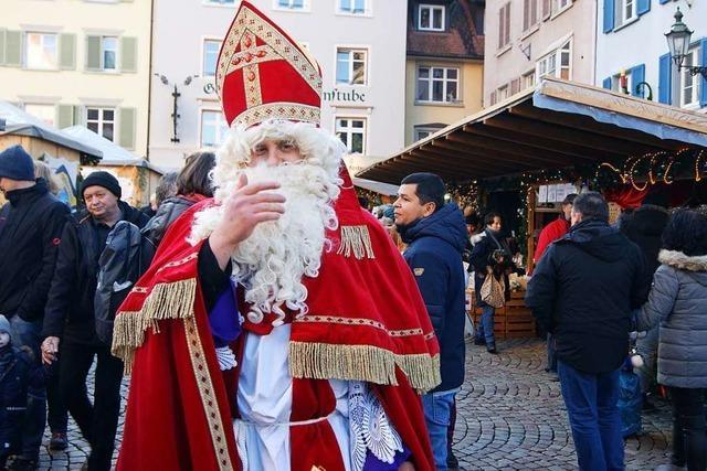 Weihnachtsmarkt in Bad Säckingen erstmals an drei Adventswochenenden