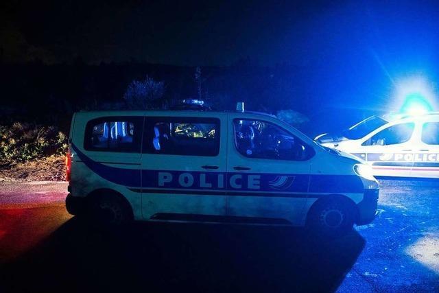 Unwetter in Südfrankreich: Drei Einsatzkräfte bei Hubschrauberabsturz gestorben