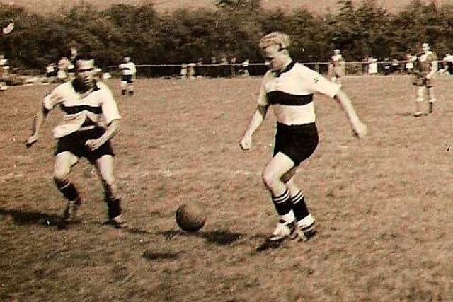 1949 startete der FC Wolfenweiler-Schallstadt mit zwei Bällen