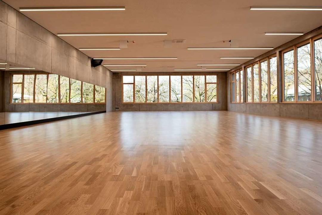 Die neuen Räume können vielseitig genu... etwa für Fitness, Gymnastik und Yoga.  | Foto: Freiburger Turnerschaft