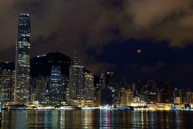 US-Kriegsschiffe dürfen keine Zwischenstation mehr in Hongkong machen