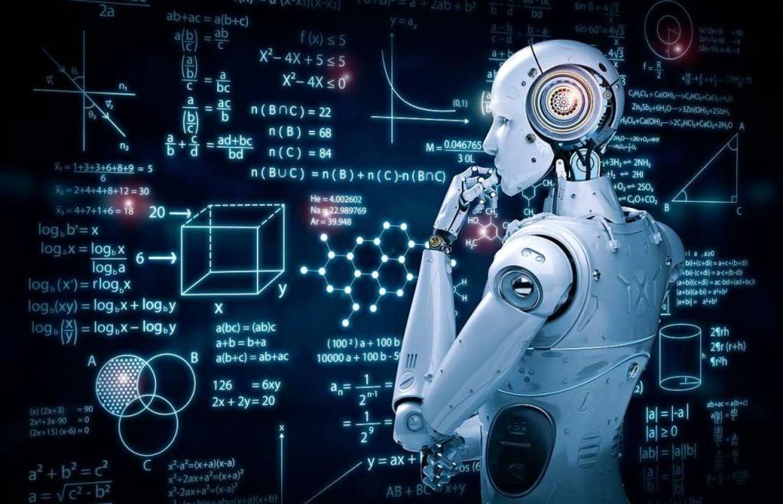 So könnte das mal aussehen, wenn ein Roboter über ein Mathe-Problem nachdenkt.  | Foto: phonlamaiphoto - stock.adobe.com