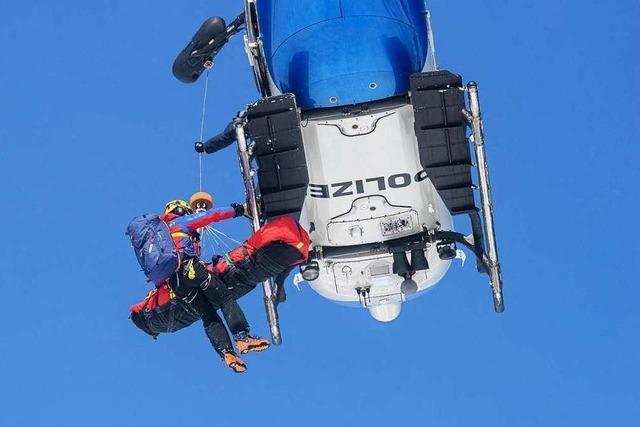Was macht eine Bergwacht?