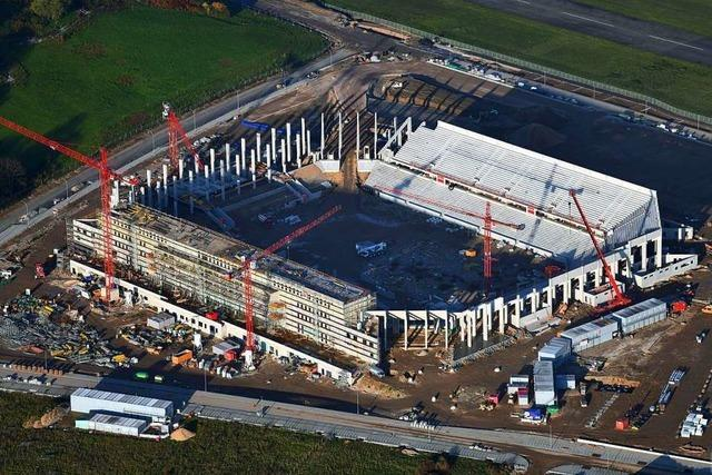 Das neue Stadion des SC Freiburg wird klimaneutral