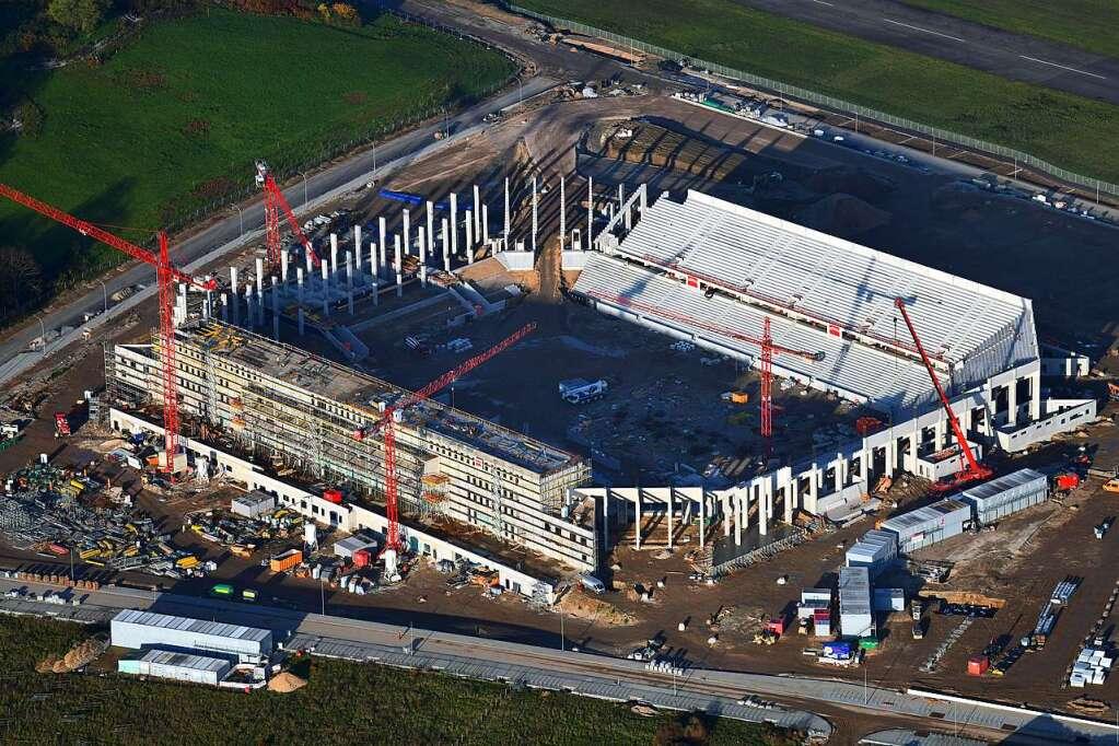 Sc Freiburg Stadion Neubau