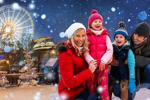 Winter im Europa-Park – die Saison für Genießer