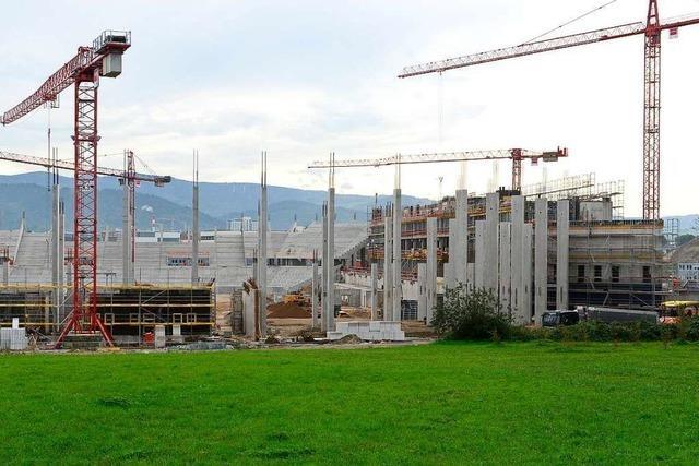 SC Freiburg bemüht sich um ein Miteinander mit den Anwohnern