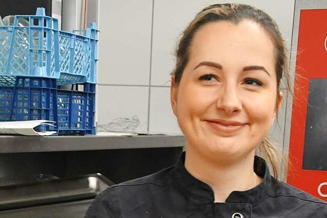 Maria Rehbein ist gelernte Köchin, zuverlässig, beliebt und taub