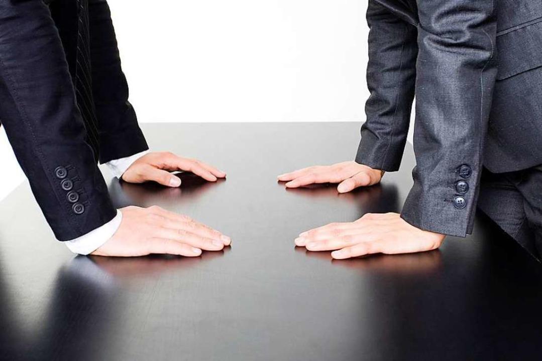 Nur der Dialog hilft, komplexe Probleme zu lösen. (Symbolbild)  | Foto: drubig-photo - stock.adobe.com