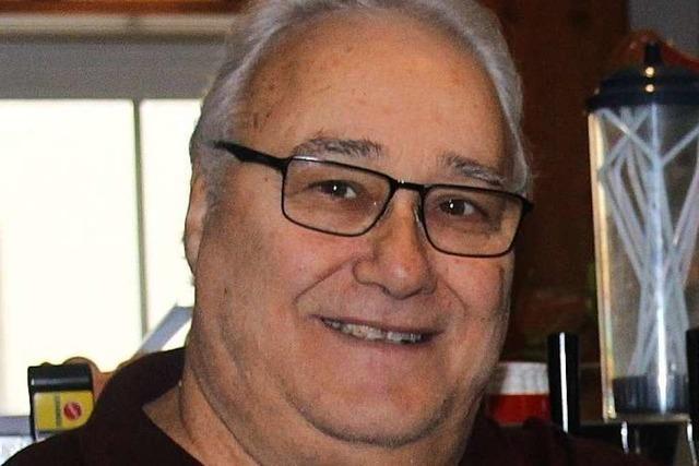 Der ehemalige Wehrer Gastronom Gerardo Mandiello ist tot
