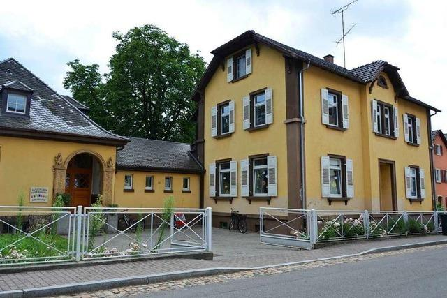 Auf Eis gelegter Kindergarten in Müllheim kostet 480.000 Euro