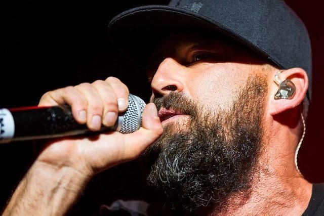 Reggae-Star Gentleman kommt zum 20. African Music Festival