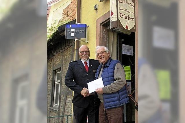 100 Jahre Schreibwaren in Kenzingen