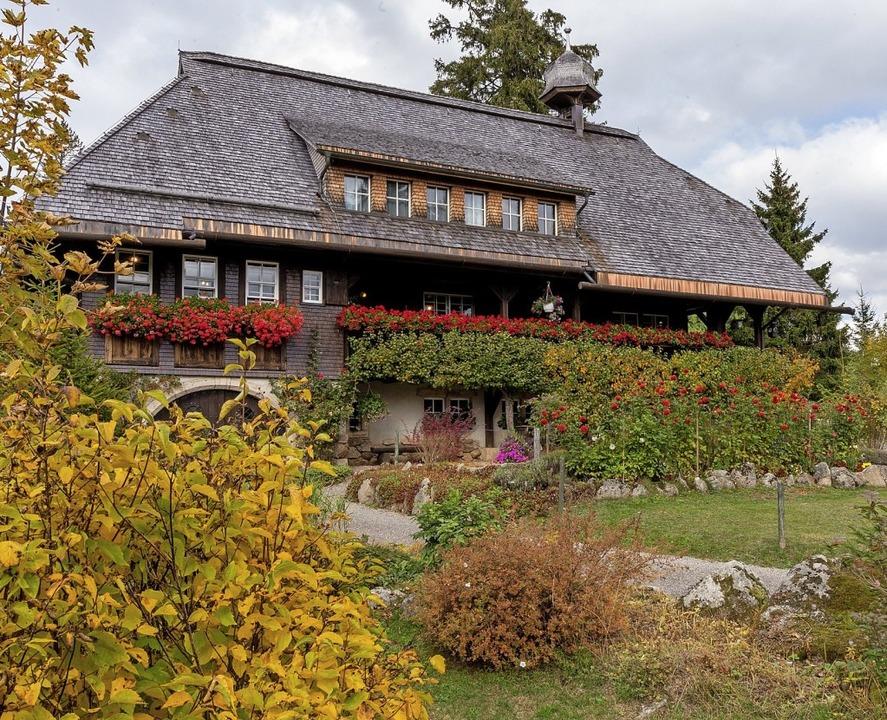 Das Heimatmuseum Hüsli bei Grafenhause...ommenden Jahr investiert werden soll.     Foto: Wilfried Dieckmann