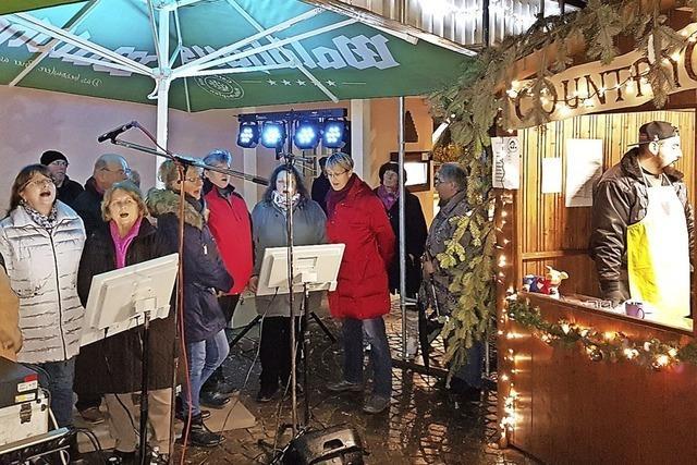 Klangvolle Weihnachtsstadt