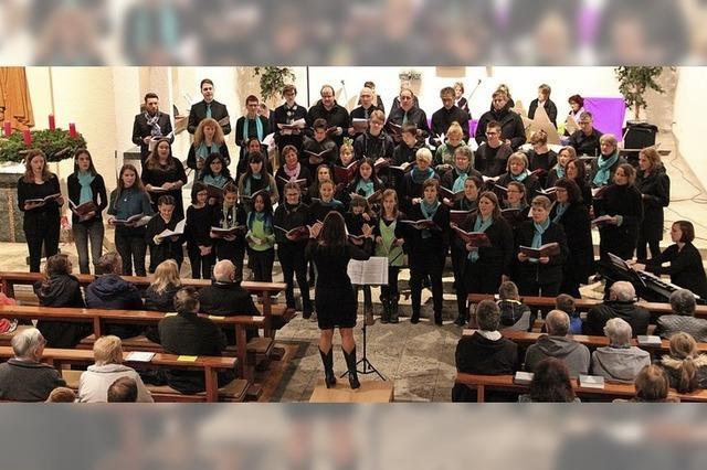Mit Musik in den Advent