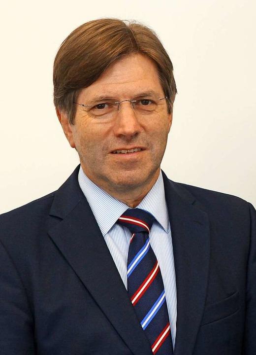 Johannes Müller, Vorsitzender der Gese...GmbH und Vorstandvorsitzender der SWEG  | Foto: RVF