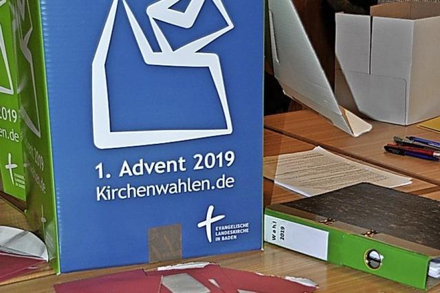 Evangelische Kirche wählt ihre Räte