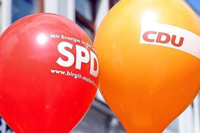 Südwest-CDU gegen Zugeständnisse an SPD