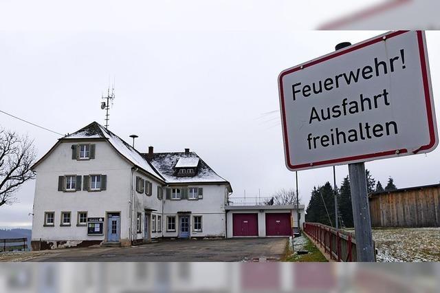 Kleine oder große Lösung für das Schwärzenbacher Feuerwehrhaus?