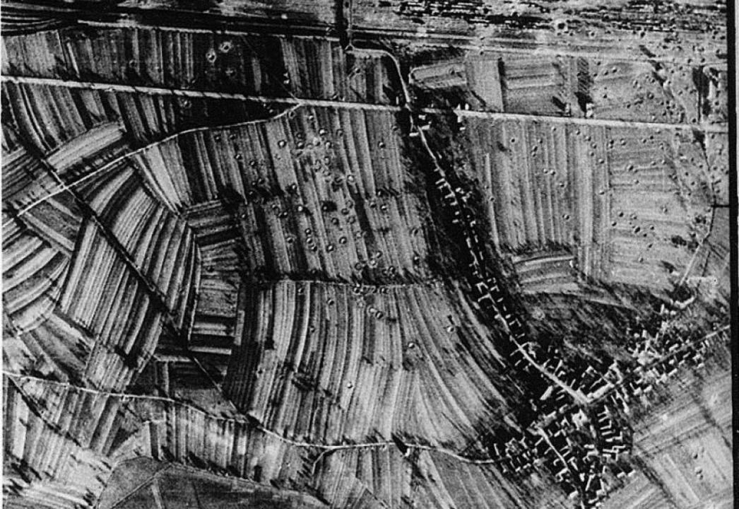 Bohlsbach nach dem Bombenangriff   | Foto: Stadtarchiv Offenburg
