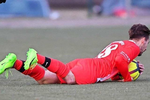 Zeljko Cosic sieht sich und seine Arbeit beim FC Neustadt bestätigt