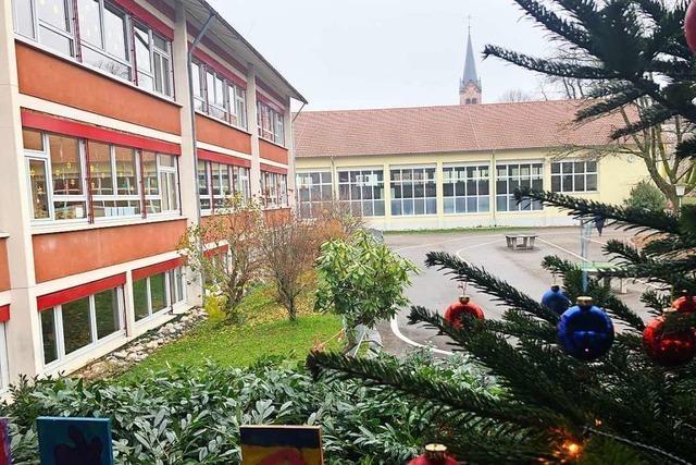 Christoph Faller will eigene Akzente in seiner Schopfheimer Grundschule setzen