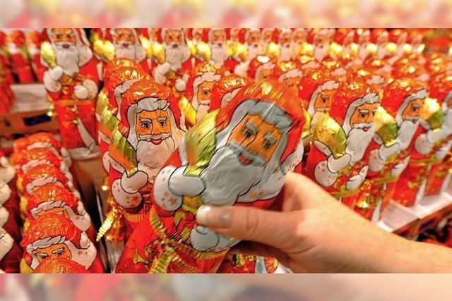 151 Millionen Weihnachtsmänner