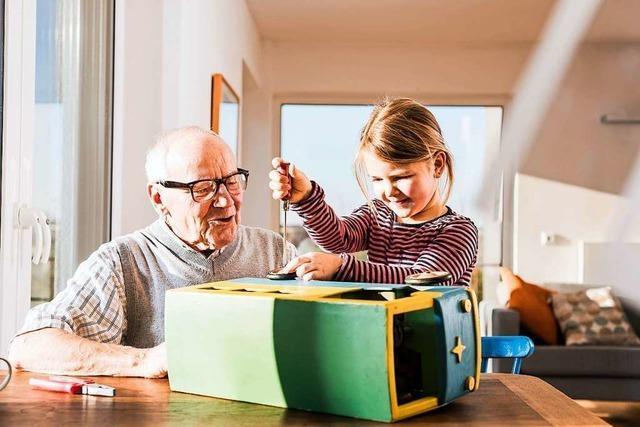 Großeltern und ihre Enkel – die unterschätzte Beziehung