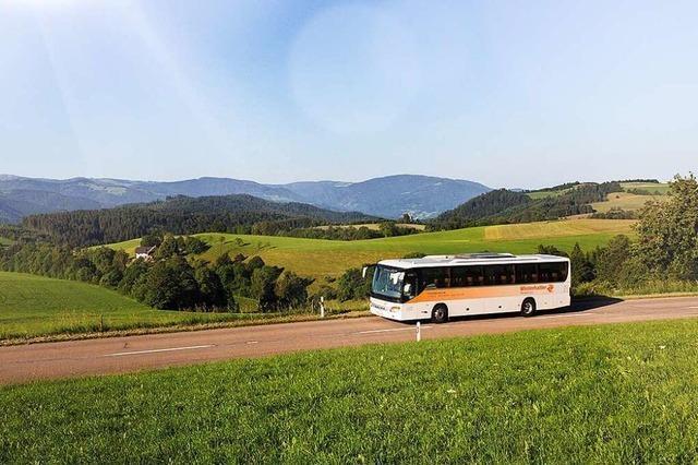 Unterwegs im RVF mit Bus und Bahn