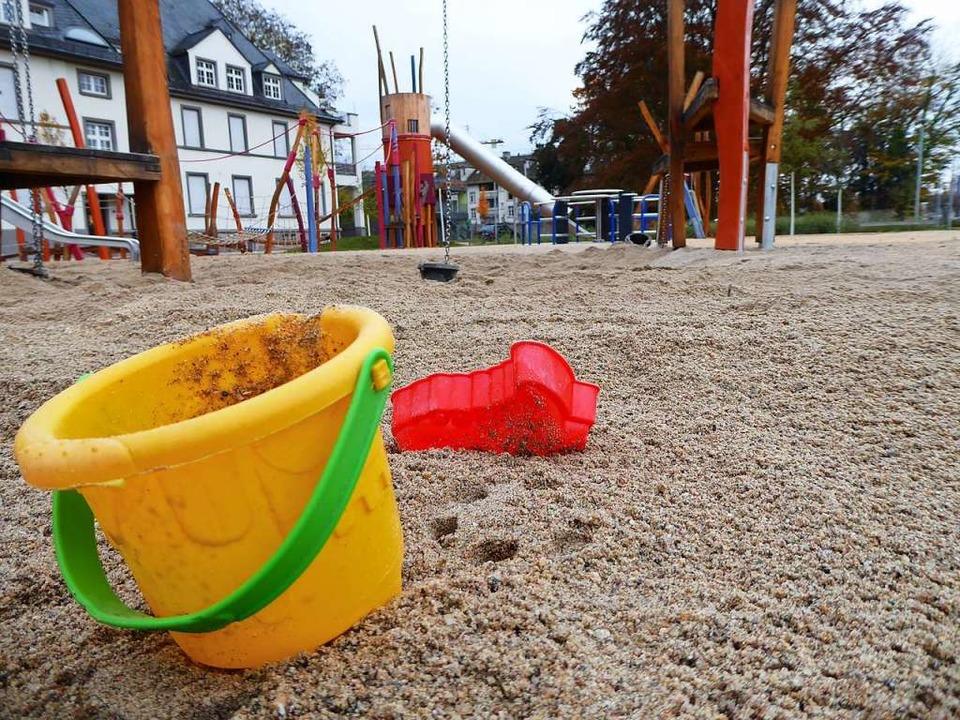 In Offenburgs Spielplätze soll investi... <ZAM-BlindTextAus></ZAM-BlindTextAus>  | Foto: Helmut Seller