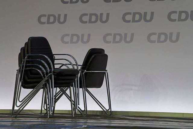 Nopper tritt als Vorsitzender der CDU Grenzach-Wyhlen zurück