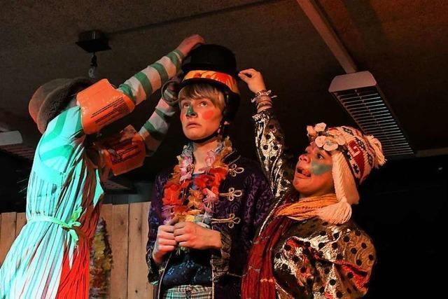 Das Junge Theater in Lörrach geht auf eine Fantasiereise gegen die Angst