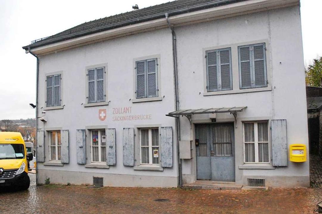 Die Stimmberechtigten aus Stein waren ...t fürs historische Zollhaus überzeugt.  | Foto: Uwe Melzer