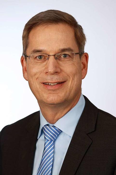 Hanno Hurth, Vorsitzender Zweckverband...nd Landrat des Landkreises Emmendingen  | Foto: RVF