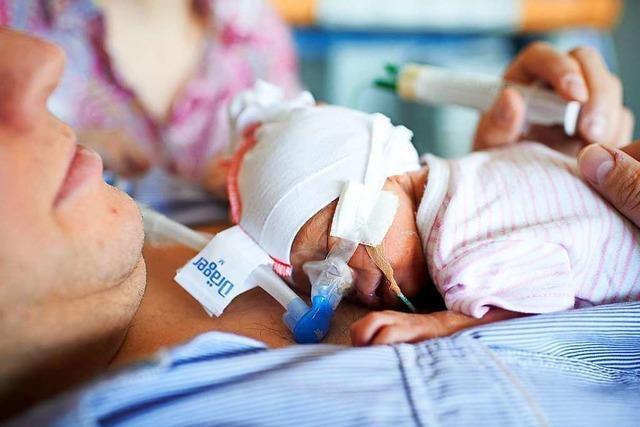 Die Caritas pflegt am Hochrhein schwerkranke Kinder zuhause