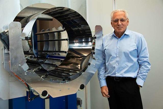 Müllheimer Firma entwickelt schnelles Laser-Schweißverfahren