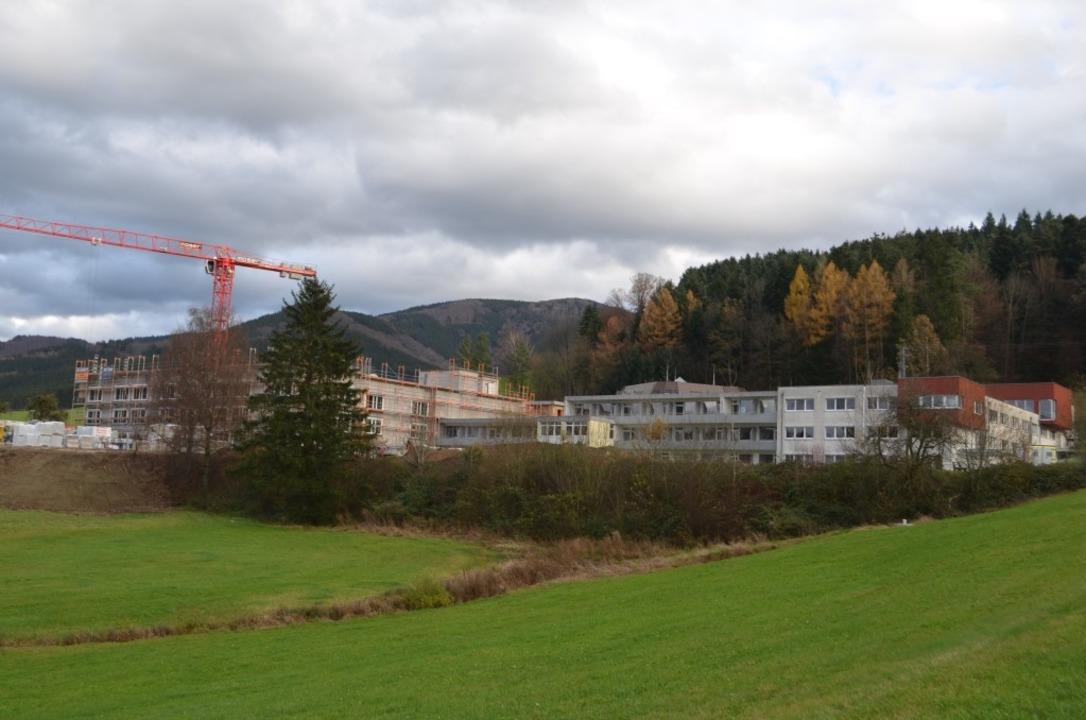BDH-Klinik Elzach  | Foto: Nikolaus Bayer