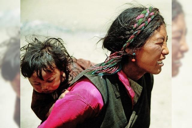 Kreuz und quer durch Tibet. Bericht aus dem Himalaya