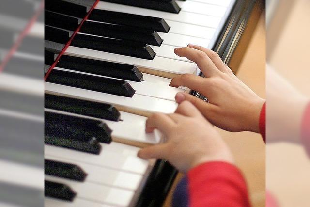 Instrumental- und Chormusik in der Turn- und Festhalle