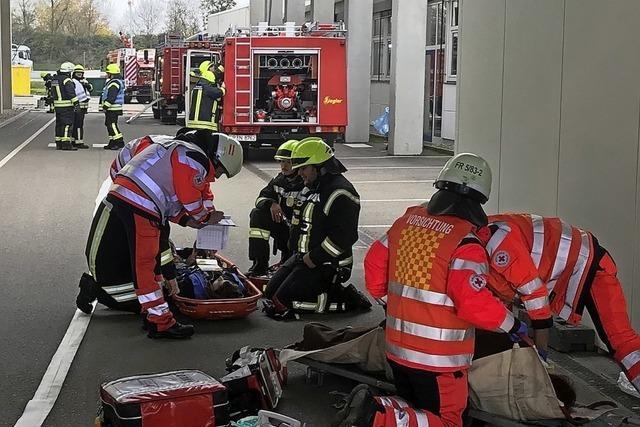 Trainieren und Brandschutz verbessern