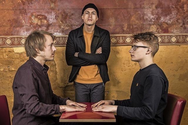 Lorenz Kellhuber Trio tritt im Bird's Eye Jazz Club in Basel auf