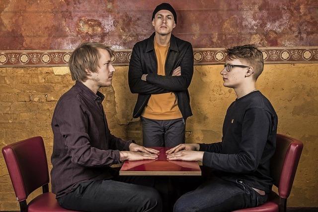 Lorenz Kellhuber Trio gastiert im bird's eye jazzclub Basel