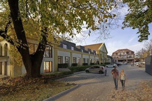 51 Wohnungen in früherer Likörfabrik