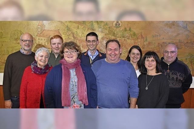 Doppelspitze führt nun die Freien Wähler Elzach