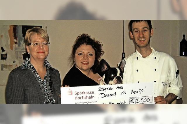 Geld für Tiere in Not